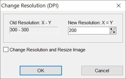 Change Resolution - Window