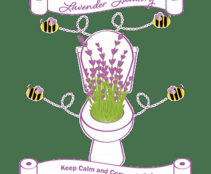 lavender lavatory