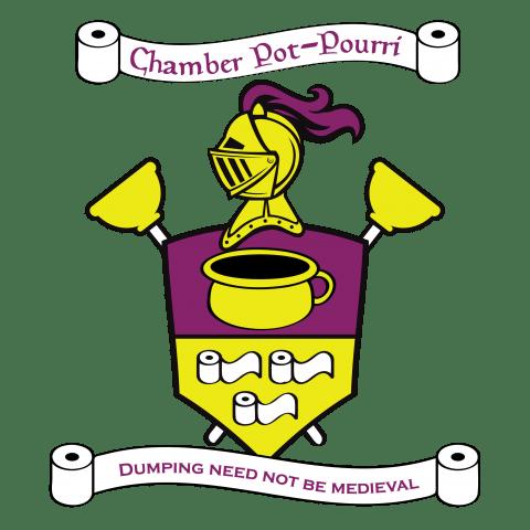 chamber pot-pourri