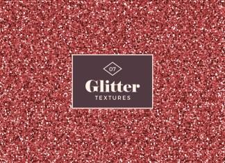 7 Glitter texture backgrounds