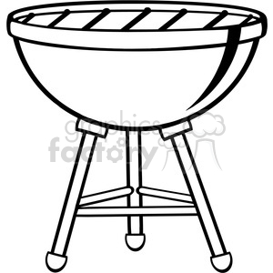 Royalty-Free Clipart barbecue grill 386572 vector clip art