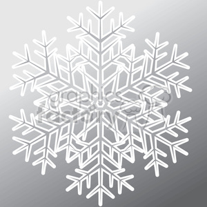 Gray Vector Snowflake Cartoon Clipart Images And Clip Art