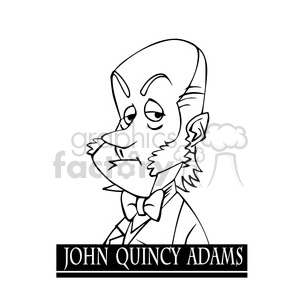 Clip Art Cartoon Celebrities And More Related Vector