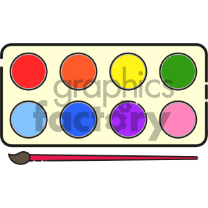 paintings clipart royalty free