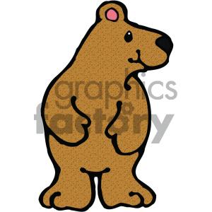 bear clipart royalty free
