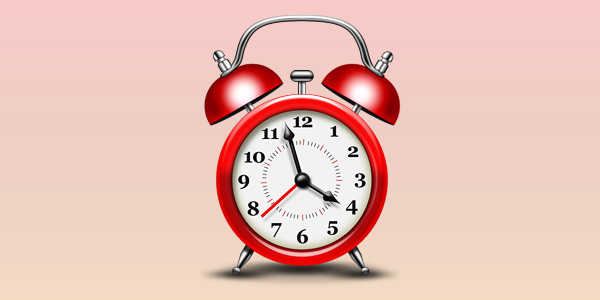 Alarm Clock Icon Psd Graphicsfuel