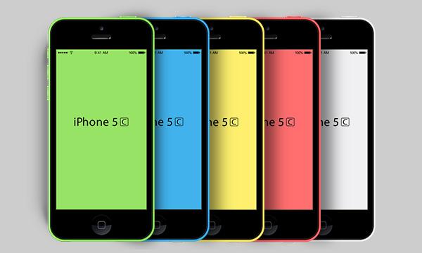iPhone-5c-mockups