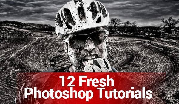 12-fresh-photoshop-tutorials