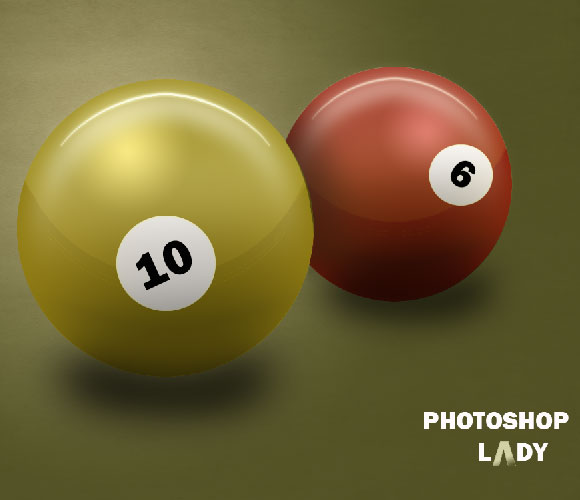 Create-a-Shiny-3D-Snooker-Ball-in-Photoshop