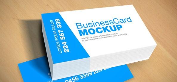 Um psd, que significa photoshop document, é um arquivo de imagem em camadas usado no adobe photoshop. 20 Free Business Cards Mockup Psd Templates Graphicsfuel
