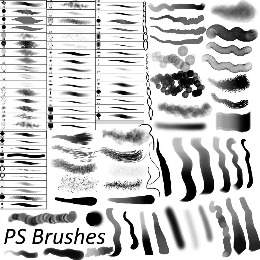 Ps brushes 7 by dark zeblock d4keto6 23 brushes for photoshop by yumedust 23 brushes for photoshop cs3 by yumedust