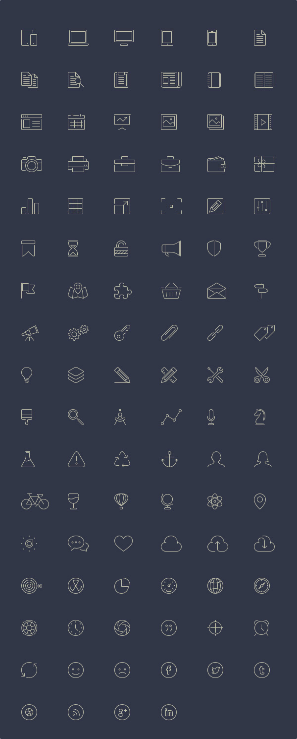 et-line-icons-preview