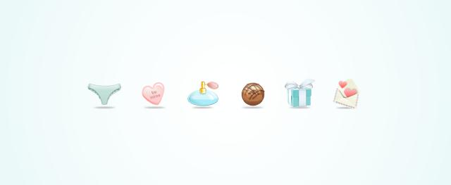 valentine-icons