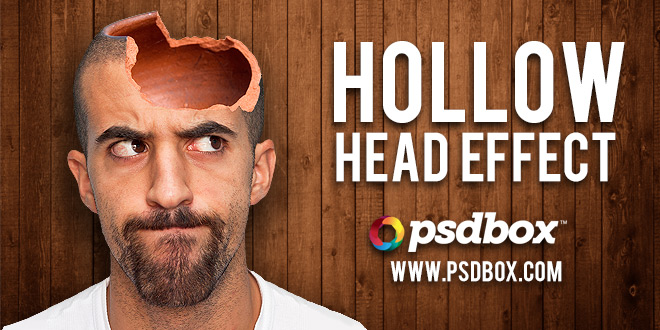 hollow-head-PSD-tutorial