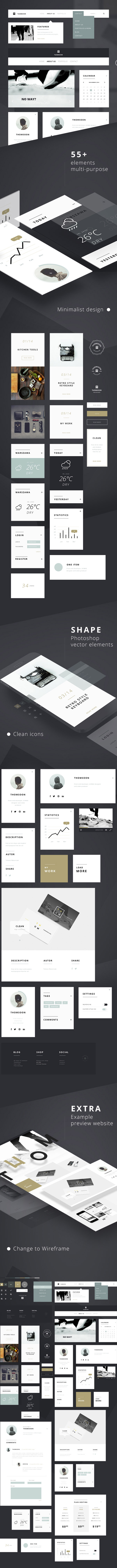 55-free-ui-kit-elements