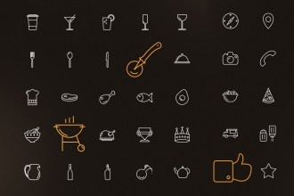 100+ Free Vector Line Icons
