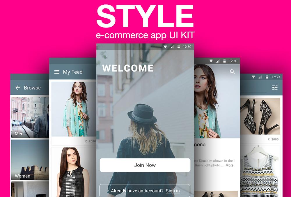 free-ecommerce-app-ui-kit