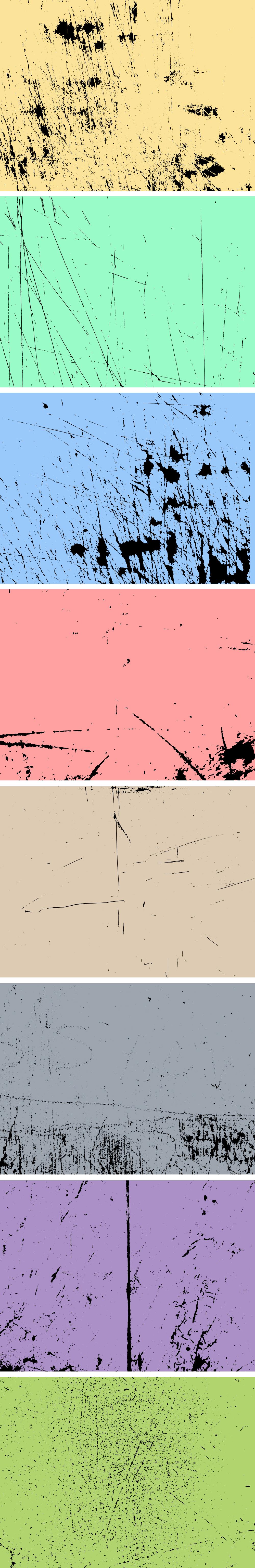 free-scratch-vector-textures