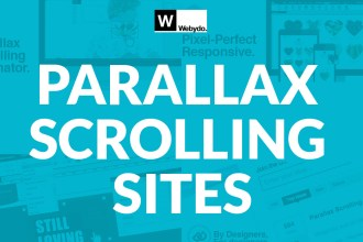 The Dark Side of The Most Successful Parallax Scrolling Sites