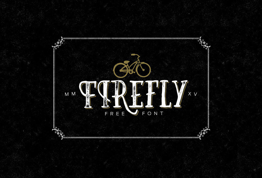 firefly-free-font