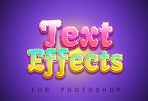 Beautiful Photoshop Text Effects - GraphicsFuel