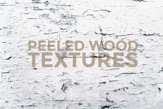 Free Old Peeled Wood Textures