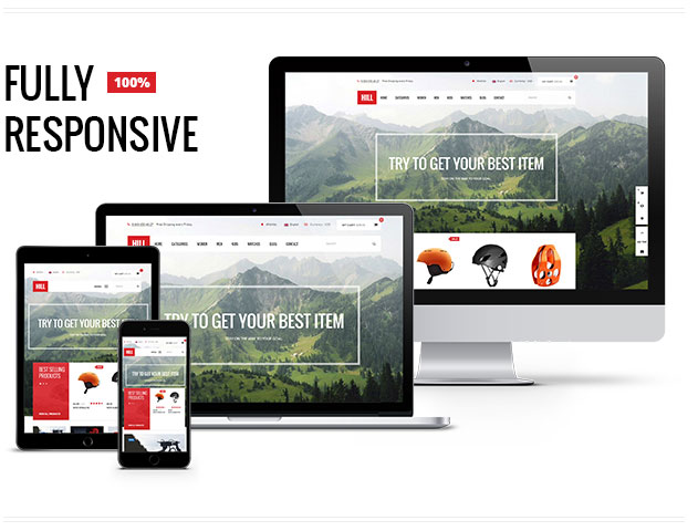 HILL WP Responsive Theme