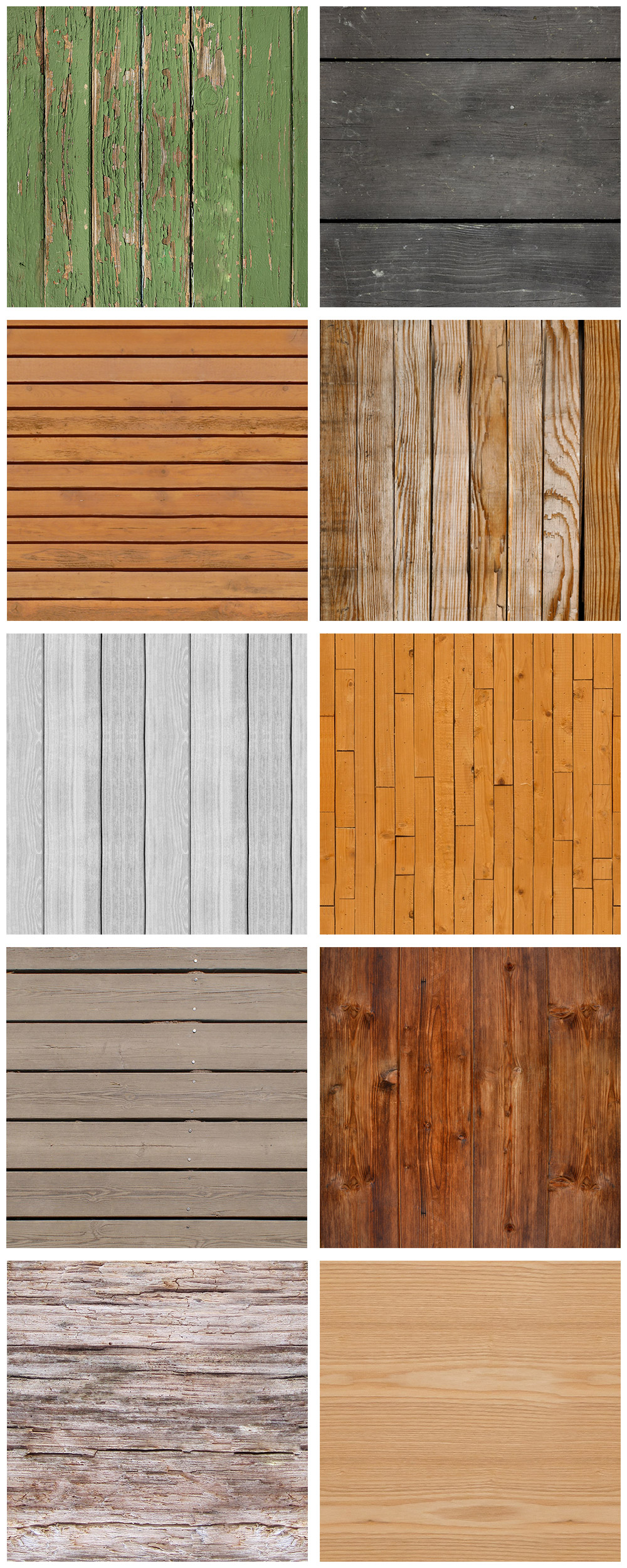 Free Tileable Wood Patterns