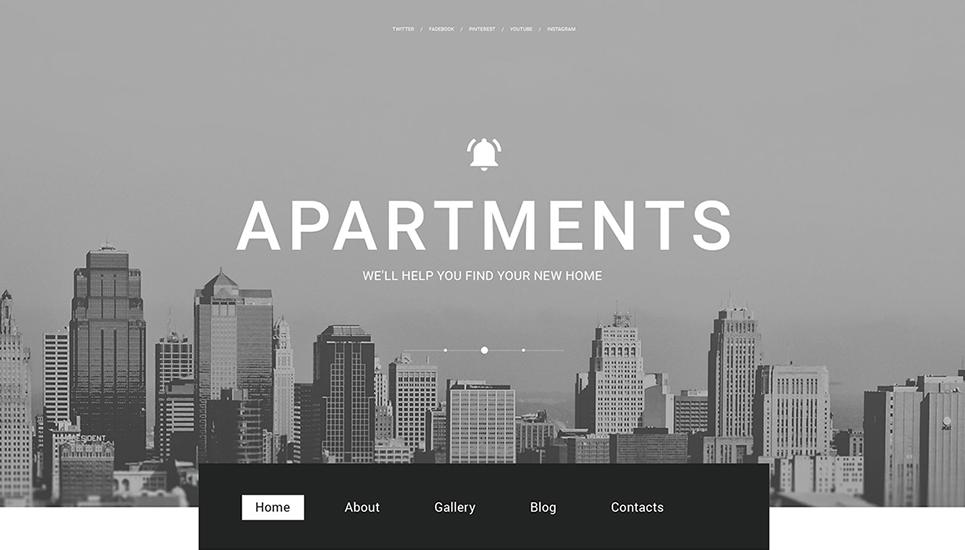 Apartments WP Theme