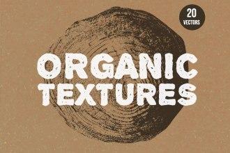 20 Organic Textures