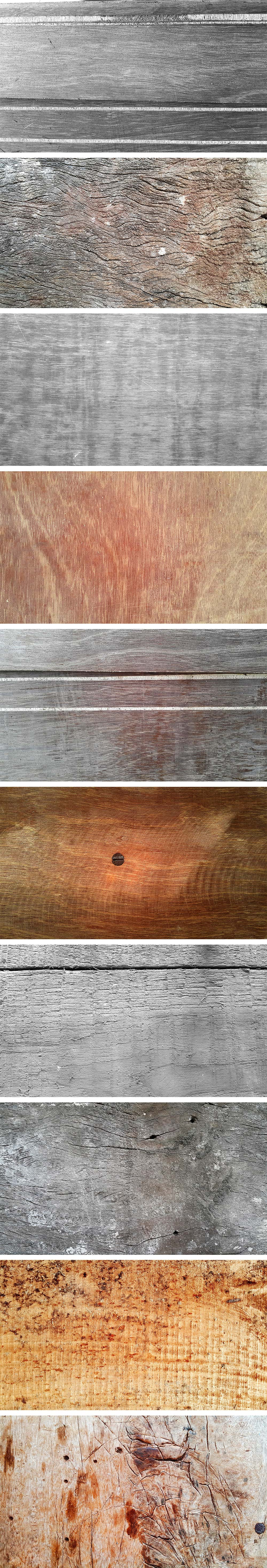 Withered Wood Textures