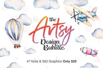 Artsy Design Bundle