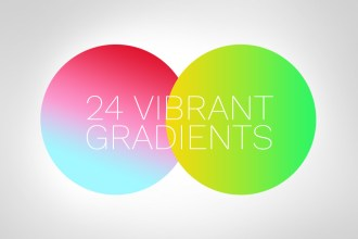 24 Free Photoshop Gradients