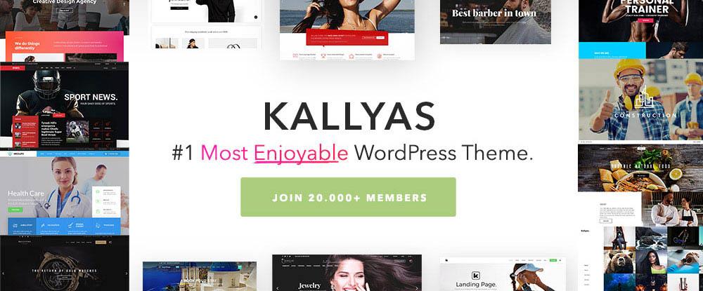 Kallyas Theme