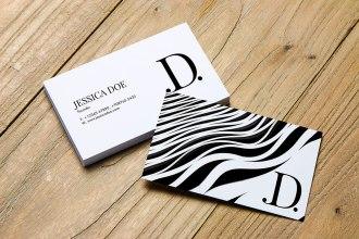 Free Business Card Mockup PSDs