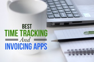 Best Time Tracking & Invoicing Apps