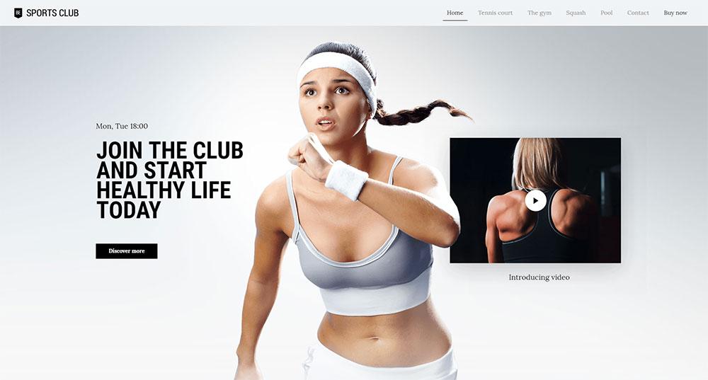 Be SportsClub