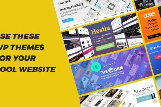 WP Themes For Cool Websites