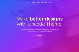 Better Websites With Uncode