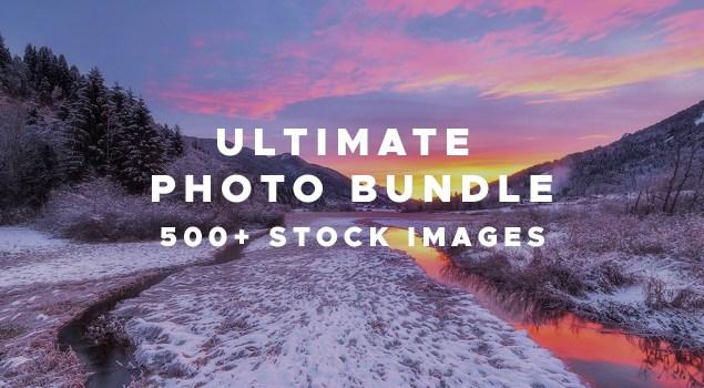 Ultimate Photos Bundle