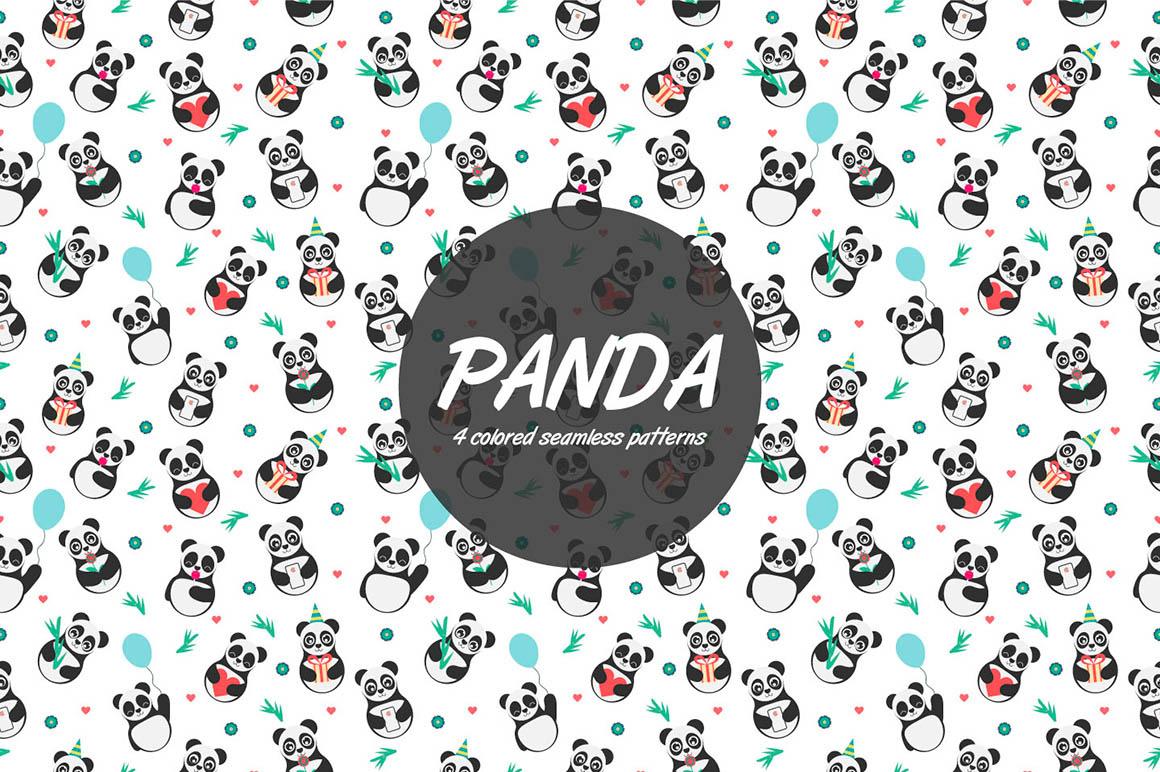 Panda Patterns