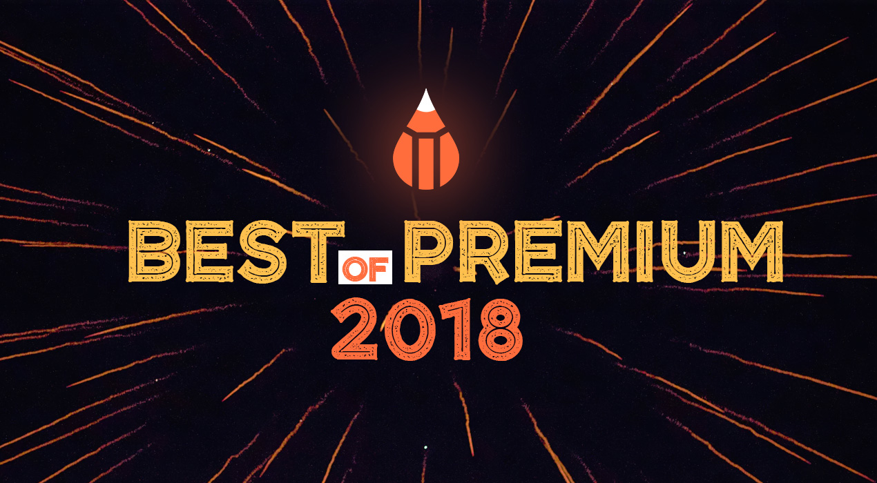 Most Popular Premium Resources of the Year 2018