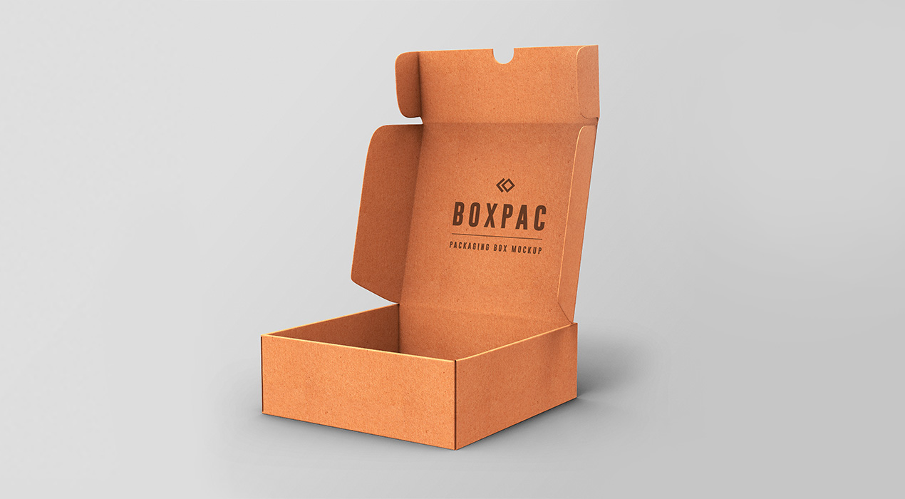 Download Food Packaging Box PSD Mockups - GraphicsFuel