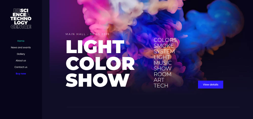Light Color Show