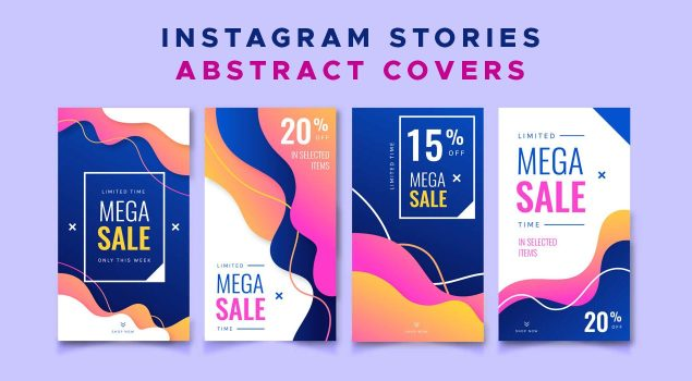 Instagram Stories Covers
