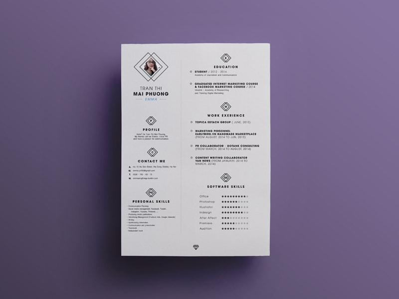 Downloadable-Free-Resume-Templates-2
