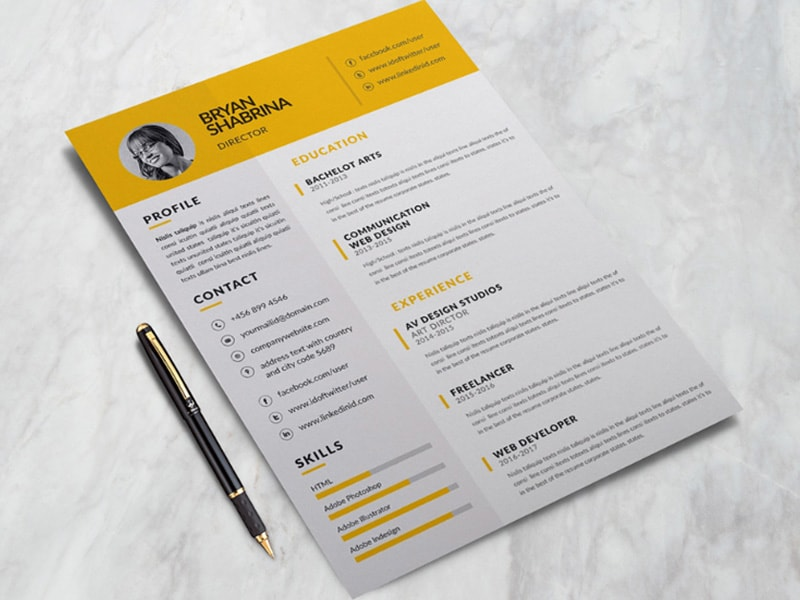 Downloadable-Free-Resume-Templates-5