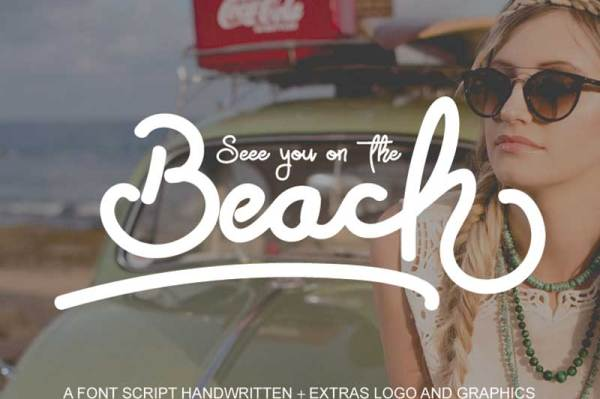 beach-font-free-download
