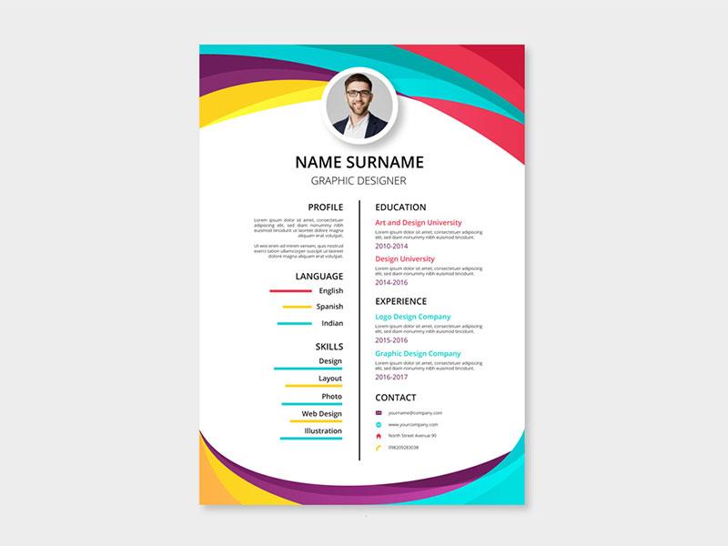 free-resume-1