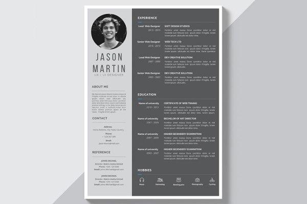 free-resume-3